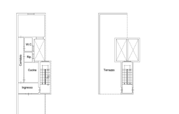 p1°sub 3 con porzione terrazzo - Copia