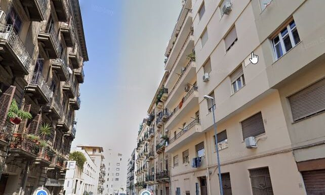 2021-04-26 09_18_03-59 Via Benedetto Gravina - Google Maps